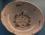 Revolutionary bowl from the Musée Carnavalet