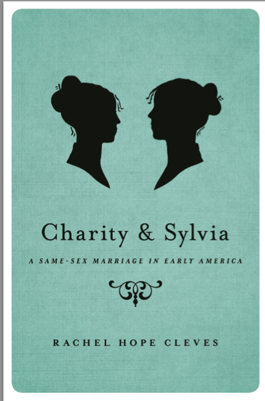 Charity and Sylvia book cover