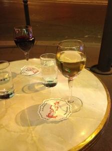 Côtes du Rhône and Coteaux d'Aix en Provence at Le Select.