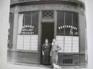 Chez Rosalie, rue Campagne Première