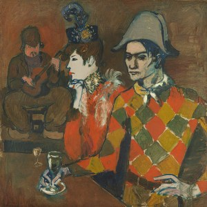 "Picasso, ""At the Lapin Agile"" (1905)"