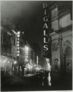 Le Pigall's, American Bar (1930)