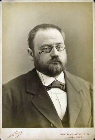 Émile Zola, Paris [undated]