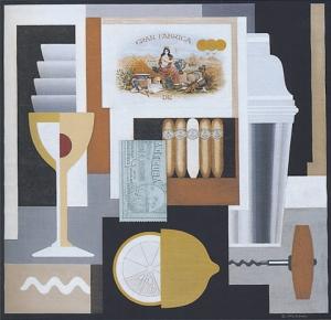 "Gerald Murphy ""Cocktail"" (1927)"