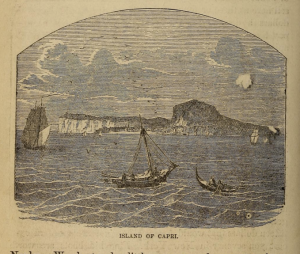 Island of Capri, from Mark Twain, Innocents Abroad
