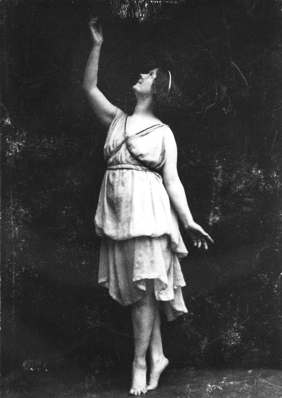 Isadora Duncan (1904)