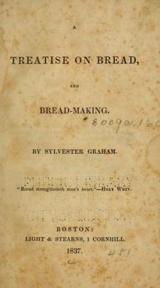 Graham's Treatise on Bread Making